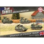 Team Yankee: Spartan or Striker Troop