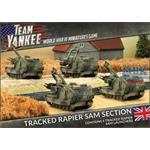 Team Yankee: Tracked Rapier SAM Section
