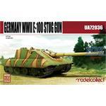 E-100 Super Heavy Jagdpanzer