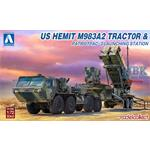 US HEMTT M983A2 Tractor & Patriot PAC-3