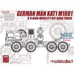 MAN KAT1 M1001 8x8 High Mobility