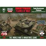 Flames Of War: Tank Destroyer Platoon