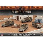 Flames Of War: M3 Halftrack Platoon