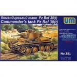 Panzer Befehlswagen 38(t)