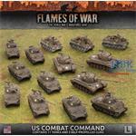 Flames Of War: US Combat Command