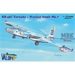 RB-45C Tornado + Nuclear Bomb Mk.7