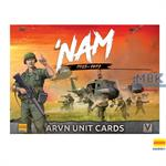 Nam - Unit Cards – ARVN Forces in Vietnam