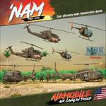 Nam - Airmobile Air Cavalry Troop