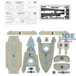IJN Battleship Mikasa (for MERIT 62004)