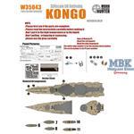 WWII IJN Battleship Kongo