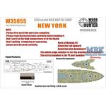USS BATTLESHIP NEW YORK (FOR TRUMPETER 05339)