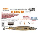 WWII IJN Battleship Fuso