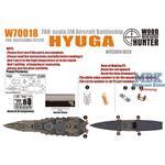 WWII IJN Aviation Battleship Hyuga