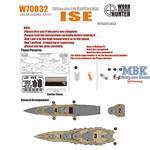 WWII IJN Battleship ISE
