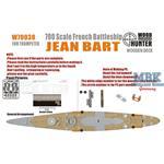 WWII French Battleship Jean Bart