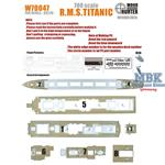 R.M.S TITANIC(for revell05210)