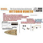 WWII Italian Battleship Vittorio Veneto