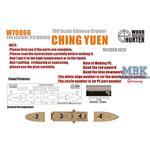 Imprial Chinese Cruiser Ching Yuen