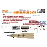 WWII USS Indianapolis CA35