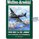 Focke Wulf FW 200 Condor - Von der Zivilmaschine z