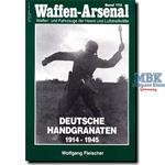 Deutsche Handgranaten 1914 - 1945