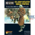 Bolt Action: US Infantry Squad in Winter Clothing