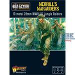 Bolt Action: Merrill's Marauders Squad