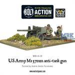 Bolt Action: US Army M1 57mm anti-tank gun