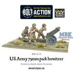 Bolt Action: US Army 75mm pack howitzer