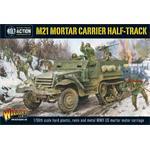 Bolt Action: M21 Mortar Carrier Half-track