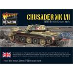Bolt Action: Crusader MK I/II tank