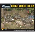 Bolt Action: British Carrier Section
