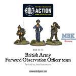 Bolt Action: British Army FOO team