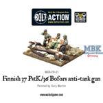 Bolt Action: Finnish 37 PstK/36 Bofors AT gun