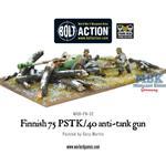 Bolt Action: Finnish 75 PSTK/40 anti-tank gun