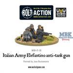 Bolt Action: Italian Army 47mm Elefantino ATG