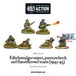 Bolt Action: Fallschirmjäger Special Weapons