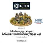 Bolt Action: Fallschirmjäger 10.5cm LG40/1