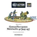 Bolt Action: Heer 150mm Nebelwerfer 41 (1943-45)