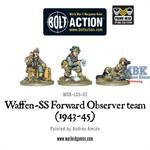 Bolt Action: Waffen-SS FOO team