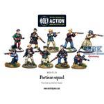 Bolt Action: Partisan Squad