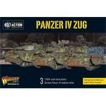 Bolt Action: Panzer IV Zug