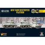 Bolt Action: M10 Tank Destroyer Platoon