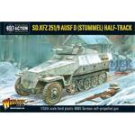 Bolt Action: Sd.Kfz 251/9 Ausf D (Stummel)