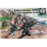 Italian Infantry in campaign dress (WWII)