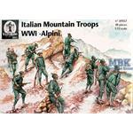 ITALIAN MOUNTAIN TROOPS WWI Alpini