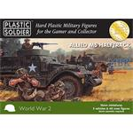 Allied M5 Halftrack 15mm