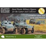 German SdKfz 250 alte halftrack 15mm