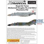 McDonnell-Douglas FG.1/FGR.2 Phantom Pt.2