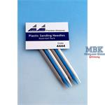 Plastic Sanding Needles  - Assorted Pack